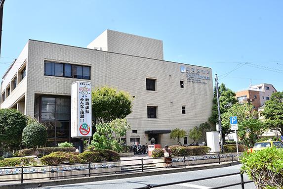 城南区役所